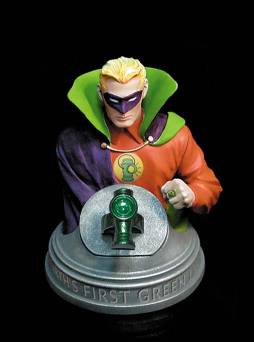 green lantern ring prop. GREEN LANTERN ALAN SCOTT POWER