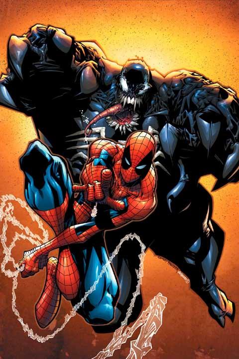 spiderman dibujos