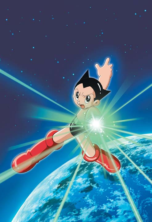 Superhero Wallpaperes-Astro Boy 6