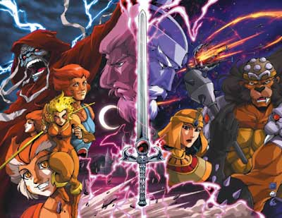 Thundercats Villains on Discusi  N  Thundercats  Origins   Heroes And Villains