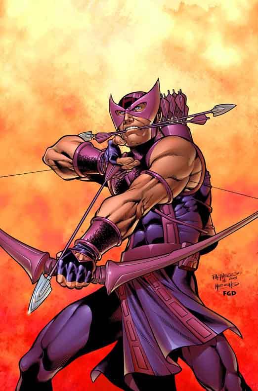 Regarde une feuille de personnage Hawkeye5