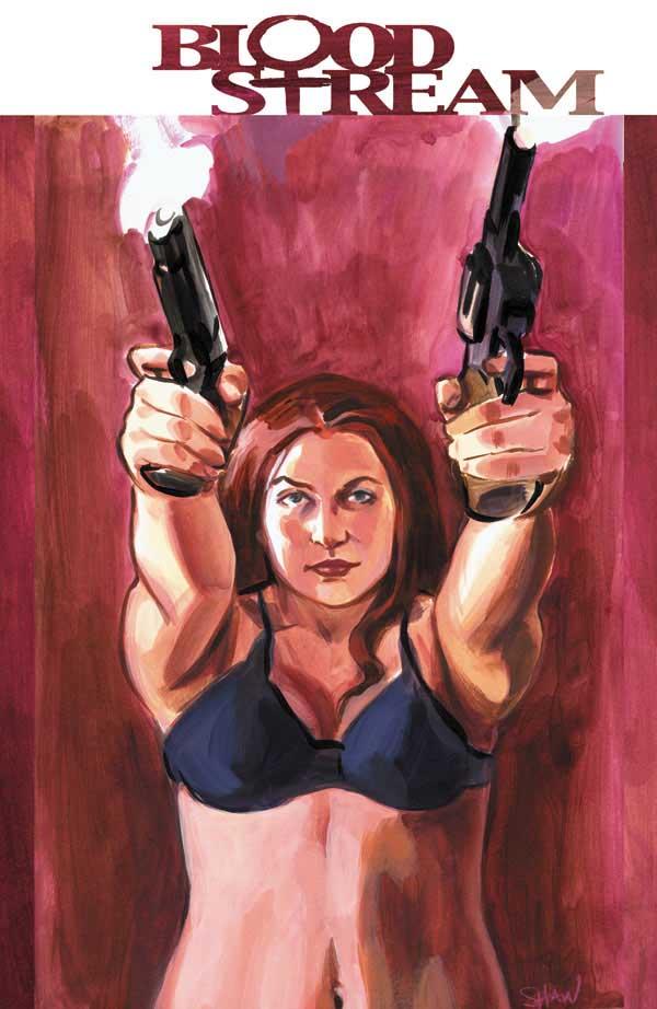 Bloodstream #3 cover