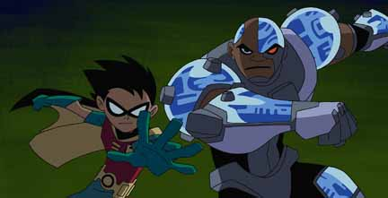 teen titans winner takes all