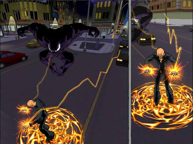 asunto ultimate spiderman en ps2 imagenes del juego de ultimate ...