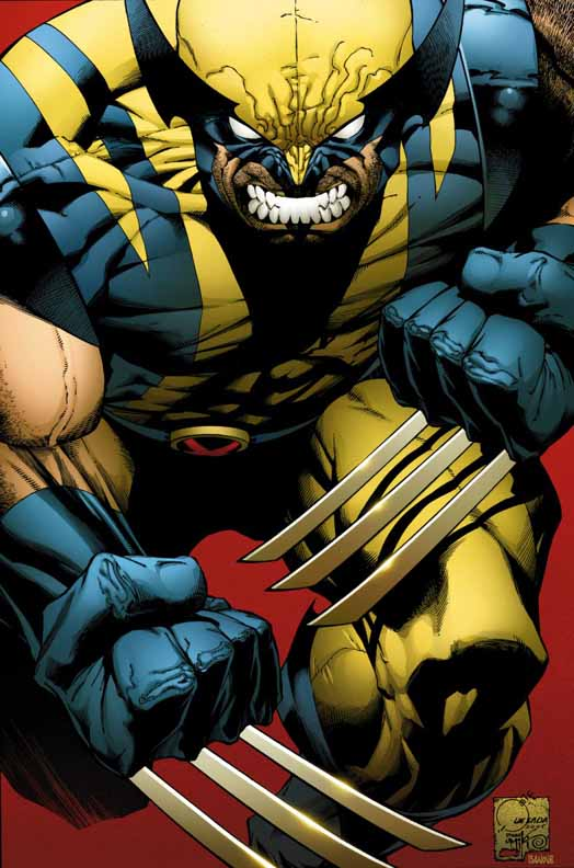 Wolverine Greatest Comic Book Character wallpaper