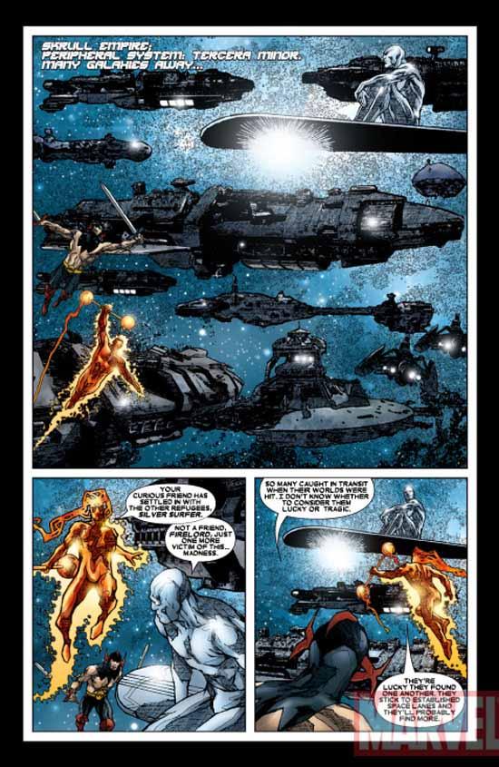 Annihilation: Silver Surfer #2 [of 6] (July 2006) Marvel Comics High Grade