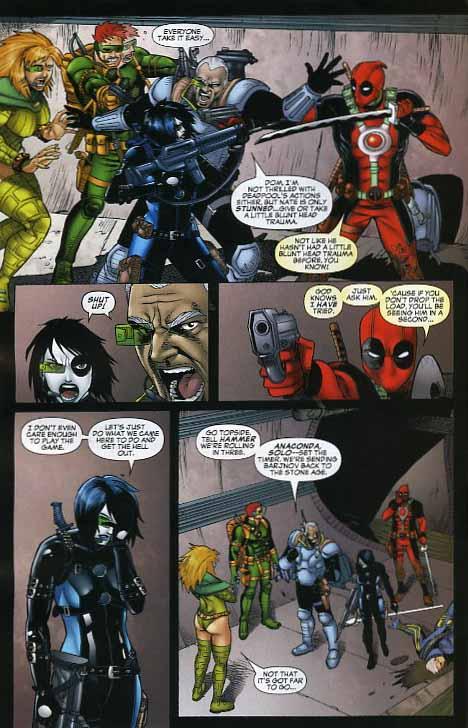 Deadpool And Domino Kiss 11747 | TRENDNET