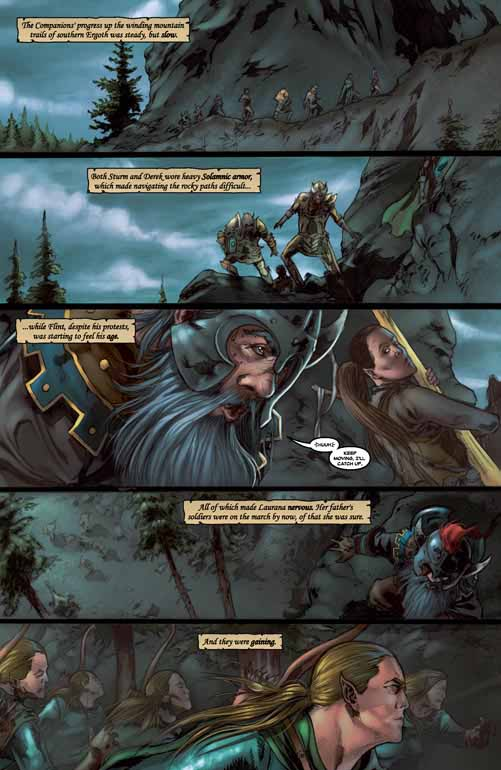 dragonlance - Dragonlance Chronicles: Dragons of Winter Night #3 [Devil's Due] Dragonlance32