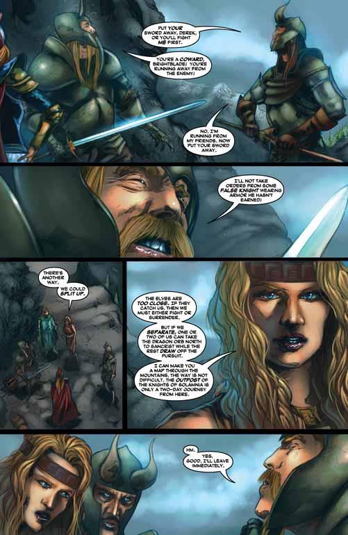 dragonlance - Dragonlance Chronicles: Dragons of Winter Night #3 [Devil's Due] Dragonlance34