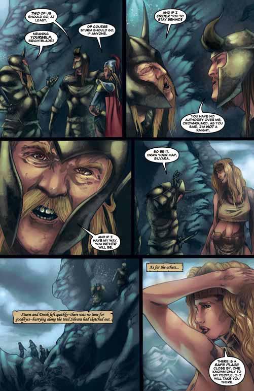 dragonlance - Dragonlance Chronicles: Dragons of Winter Night #3 [Devil's Due] Dragonlance35