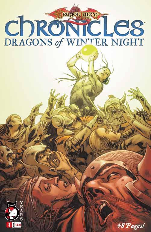 dragonlance - Dragonlance Chronicles: Dragons of Winter Night #3 [Devil's Due] Dragonlance3c