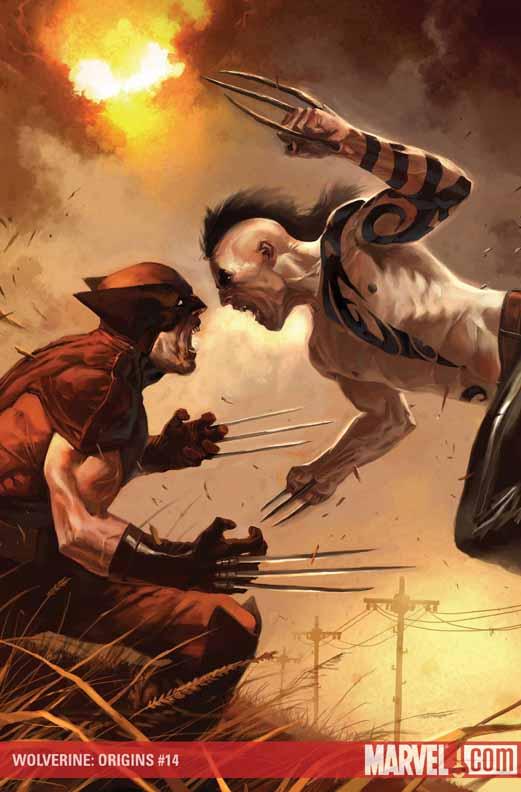 Part 14 / 1 Wolverineorigins14