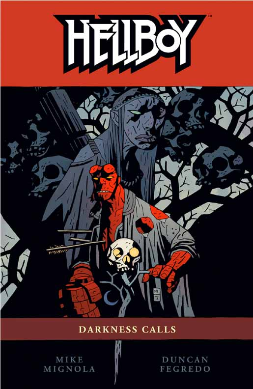 What comics are you reading? Hellboy8