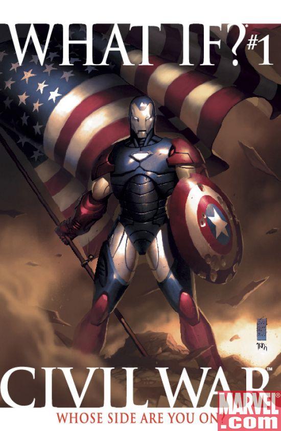 ¿Quien es el iron patriot? (iron man 3)