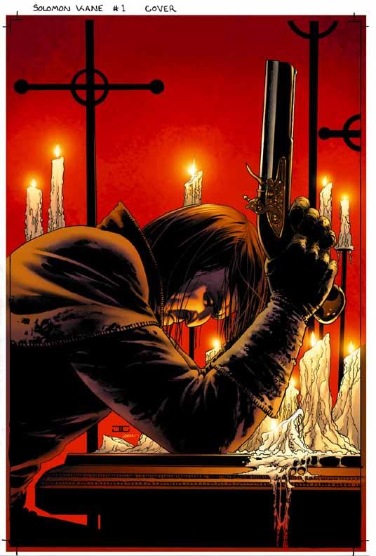 Conan The Cimmerian, Solomon Kane et Kull [Dark Horse] Solomonkane1