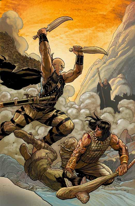 Conan The Cimmerian, Solomon Kane et Kull [Dark Horse] Conan5
