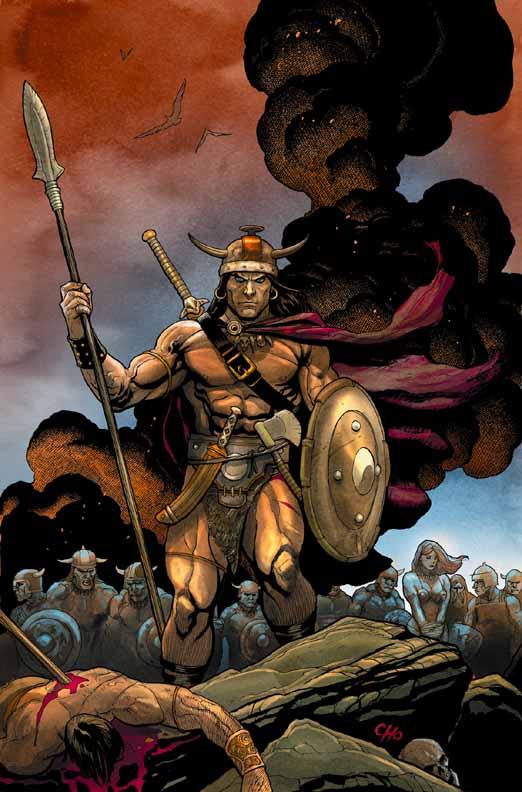 Conan The Cimmerian, Solomon Kane et Kull [Dark Horse] Conan6