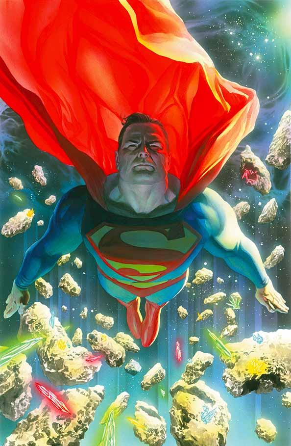 DC en diciembre Superman683