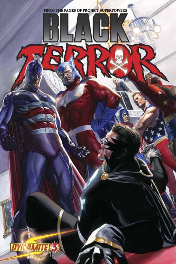 Superpowers et séries dérivées [Dynamite] - Page 2 Blackterror3