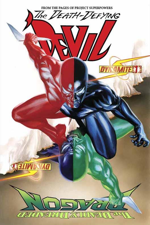 Superpowers et séries dérivées [Dynamite] - Page 2 Deathdefyingdevil1a