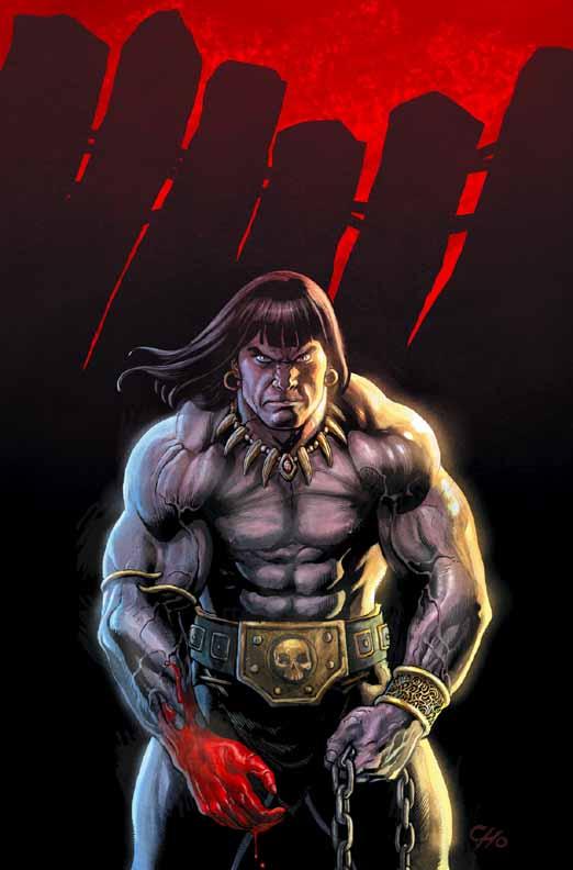 Conan The Cimmerian, Solomon Kane et Kull [Dark Horse] Conan7