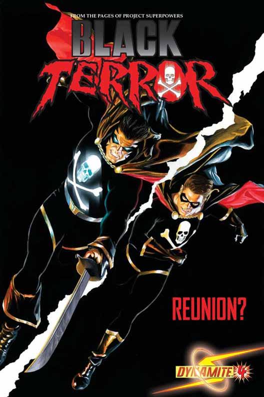 Superpowers et séries dérivées [Dynamite] - Page 2 Blackterror4