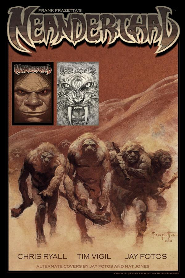 regress neanderthal