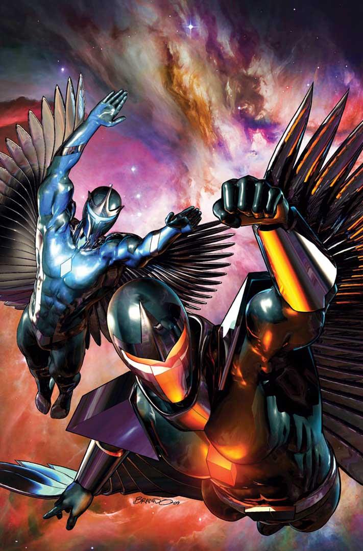 Darkhawk(s)     Az Inhuman-kree birodalom és Lilandra a száműzött császárnő  966cd1e295