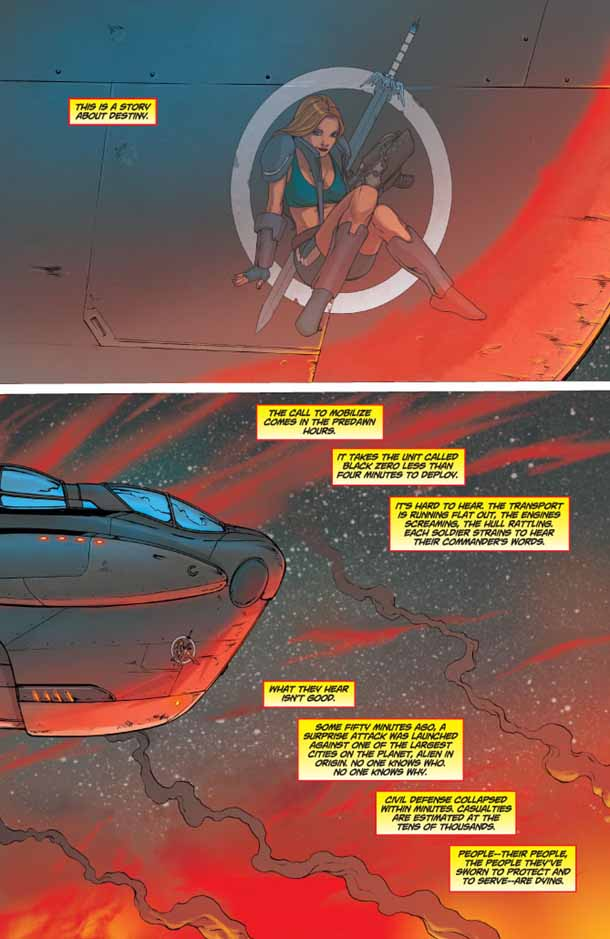 Action Comics [Série] - Page 2 Actionannual121