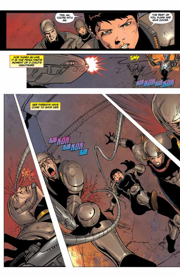 Action Comics [Série] - Page 2 Actionannual126