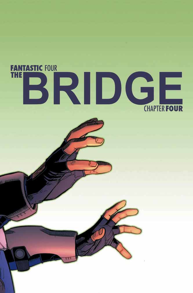 Dark Reign : Fantastic Four # 4 (of 4) (preview) Darkff45