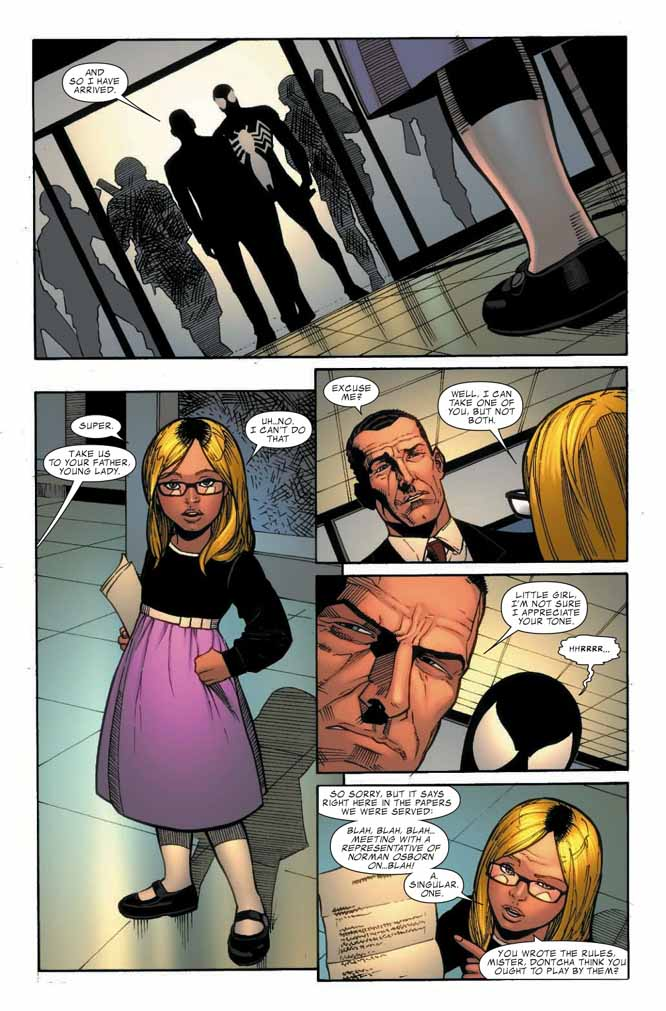 Dark Reign : Fantastic Four # 4 (of 4) (preview) Darkff47