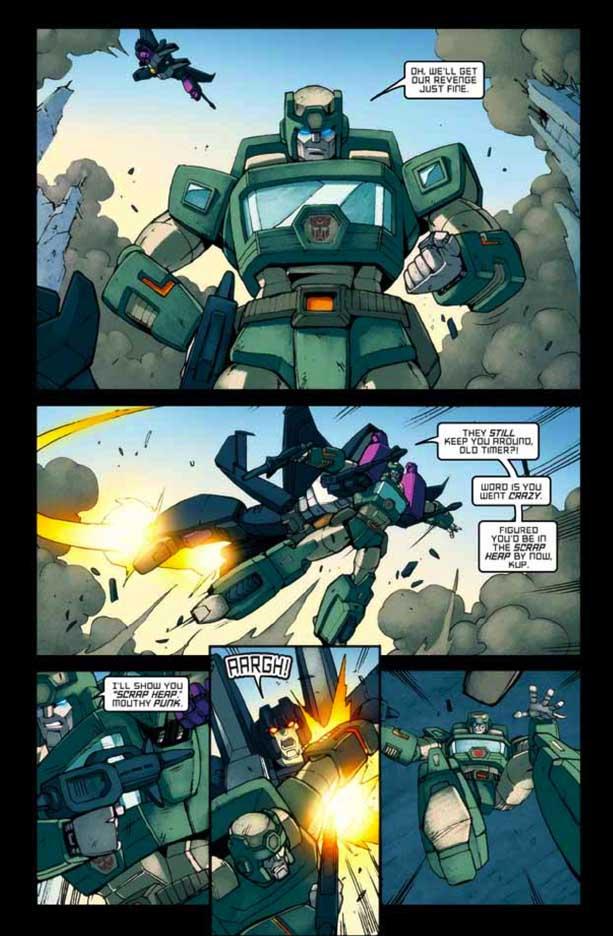¡Transformers por todos lados! Transformersmegatron122