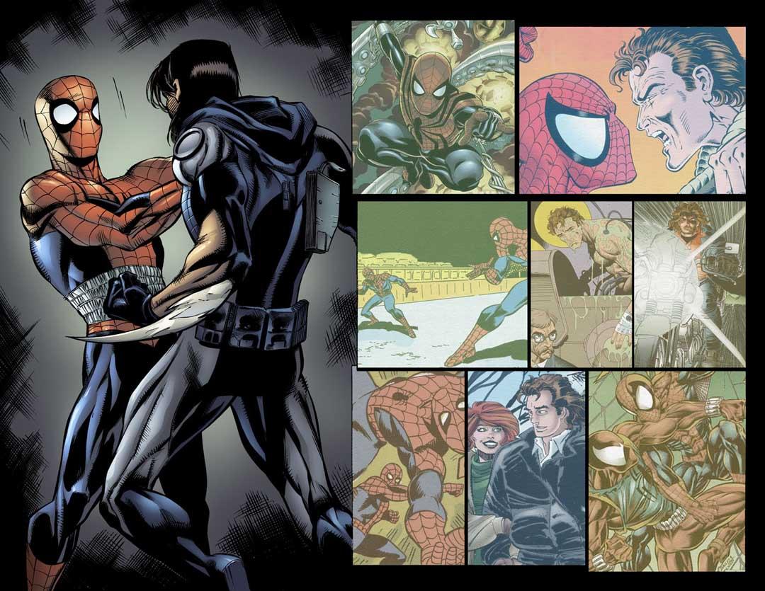 Amazing Spider-Man Annual [One Shot] - Page 2 Amazingannual3631
