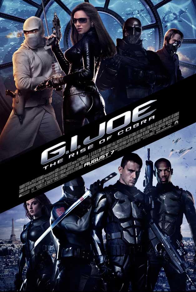Re: G.I. Joe / G.I. Joe: The Rise of Cobra (2009)