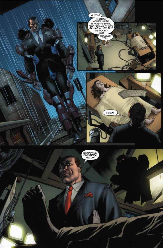 El comienzo de los mutantes oscuros Darkxmen110