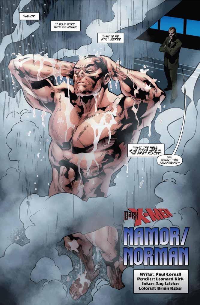 El comienzo de los mutantes oscuros Darkxmen13
