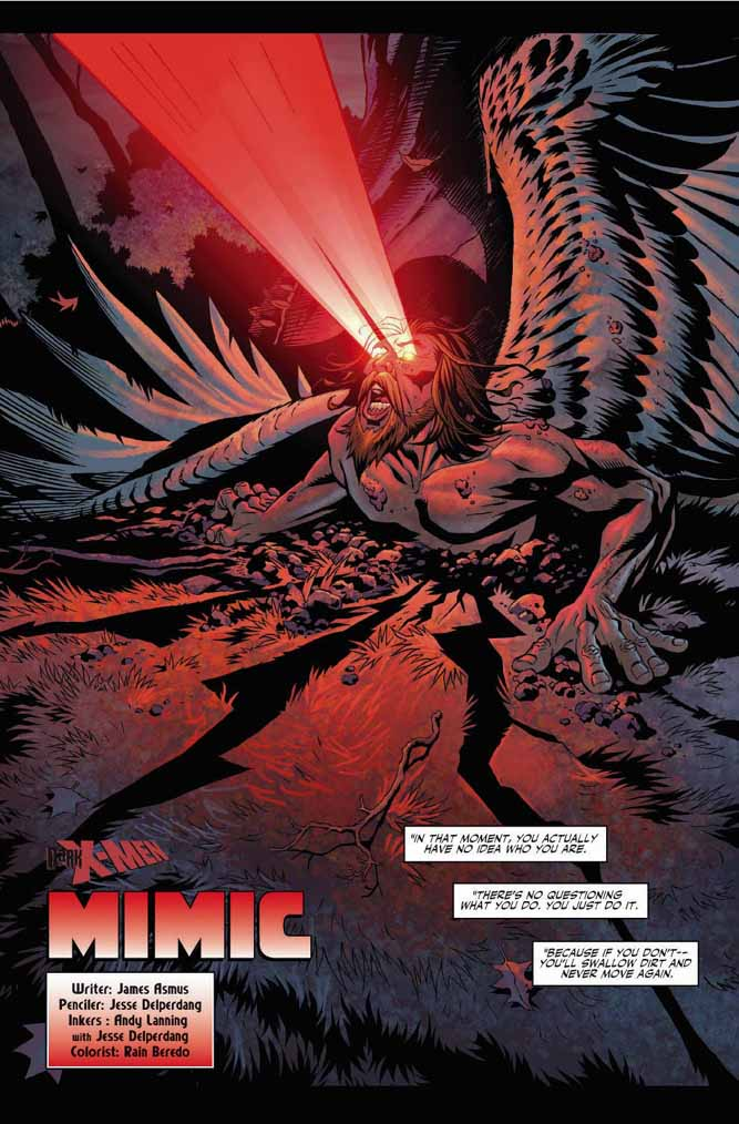 El comienzo de los mutantes oscuros Darkxmen16