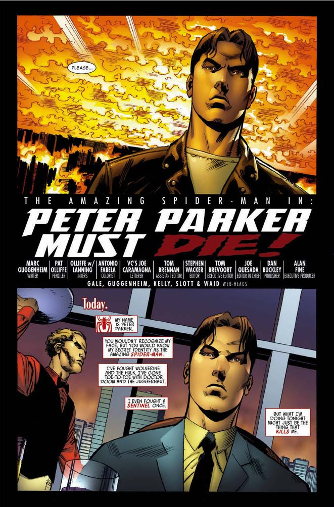 Amazing Spider-Man Annual [One Shot] - Page 2 Amazingannual364