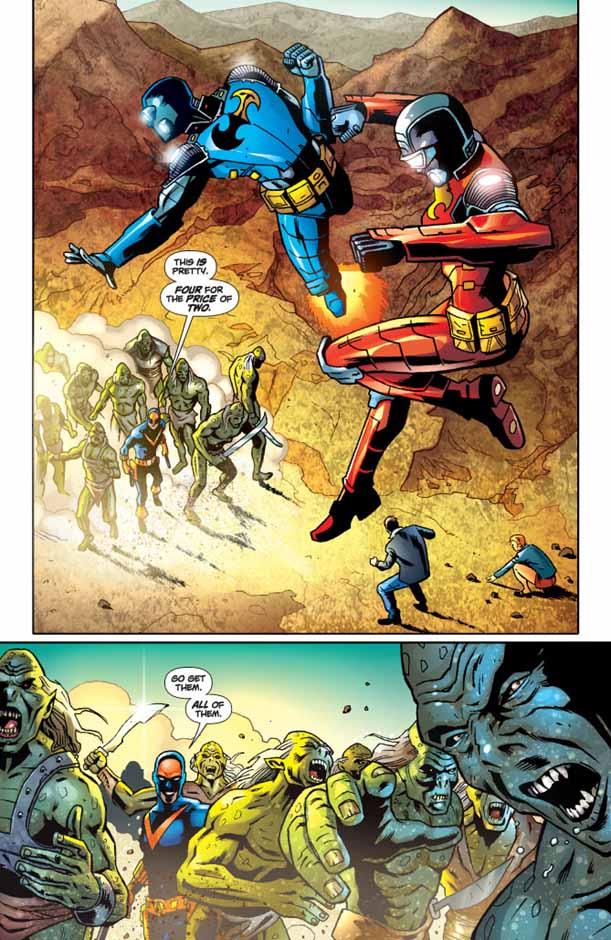 Action Comics [Série] - Page 2 Action8791