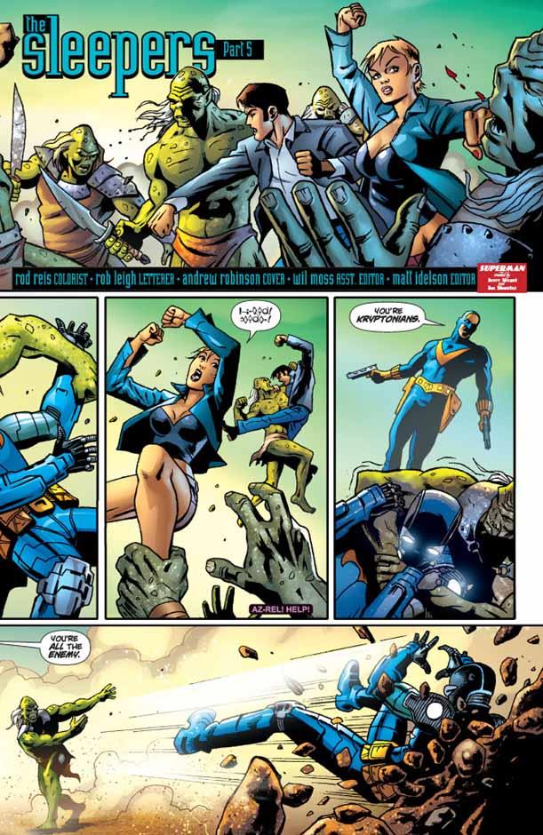Action Comics [Série] - Page 2 Action8793