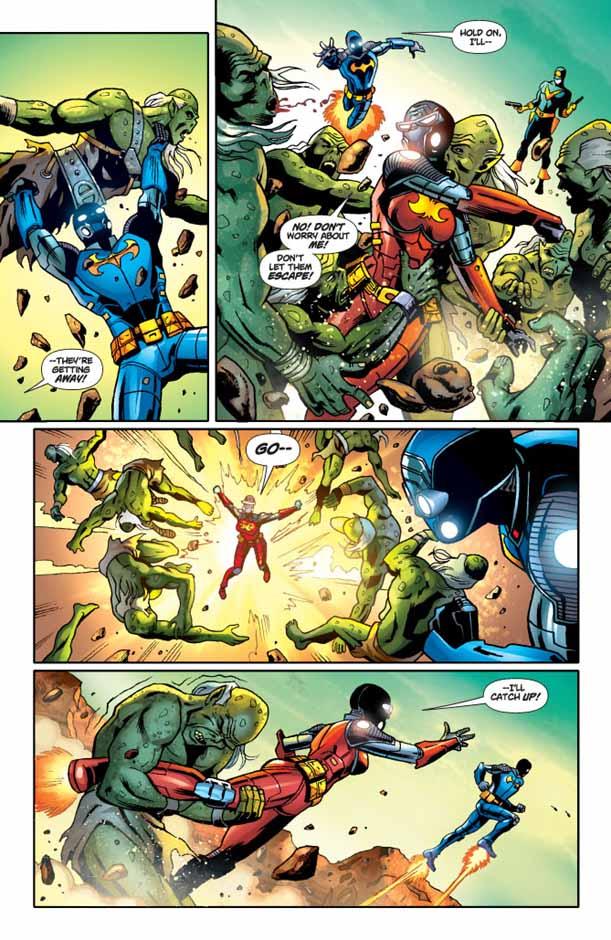 Action Comics [Série] - Page 2 Action8795
