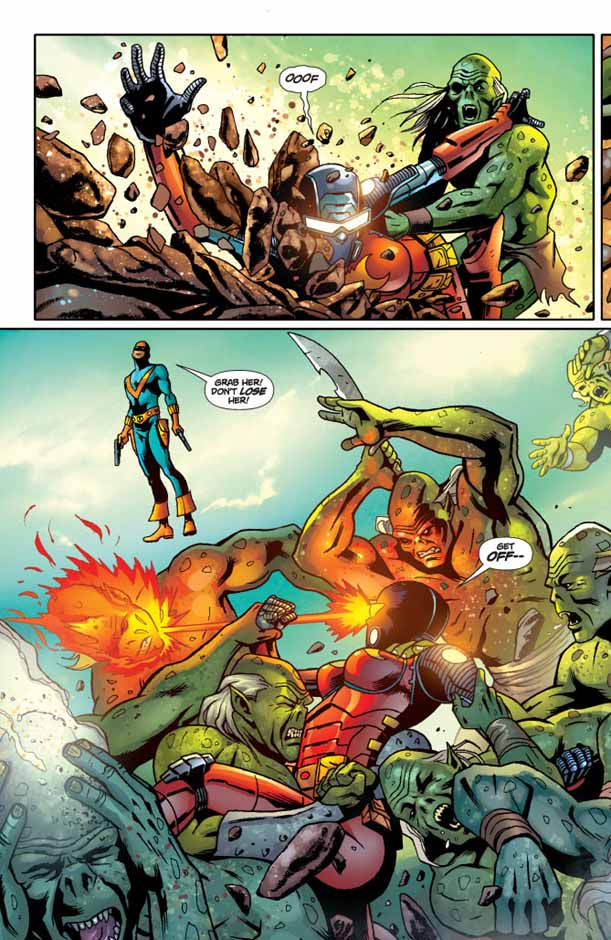 Action Comics [Série] - Page 2 Action8796