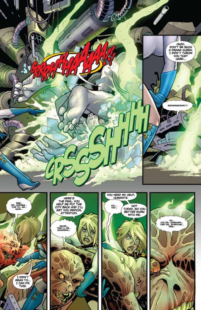 Power Girl [Série] Powergirl35