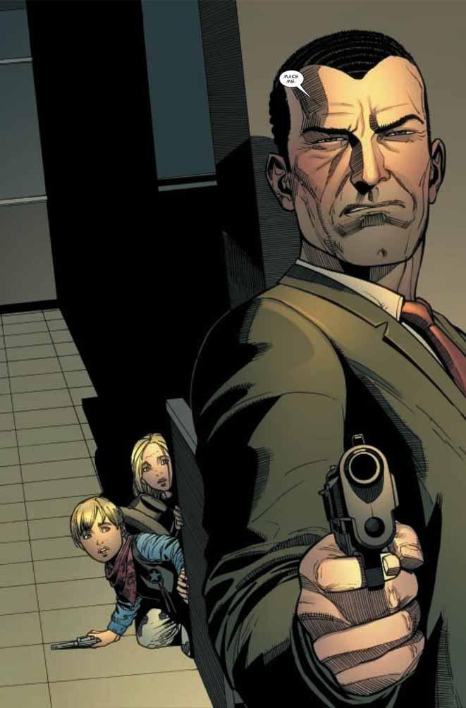 Dark Reign : Fantastic Four # 5 (of 5) (preview) Darkff53