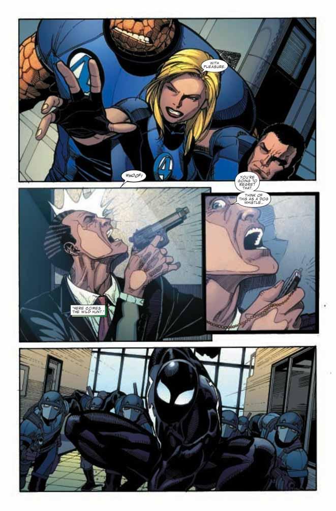 Dark Reign : Fantastic Four # 5 (of 5) (preview) Darkff55