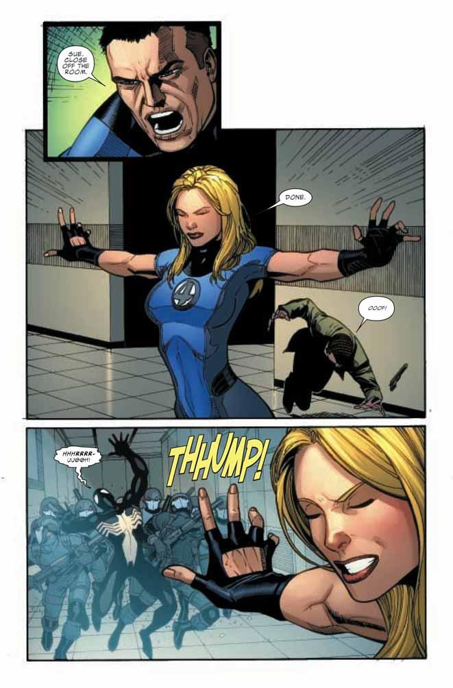 Dark Reign : Fantastic Four # 5 (of 5) (preview) Darkff56