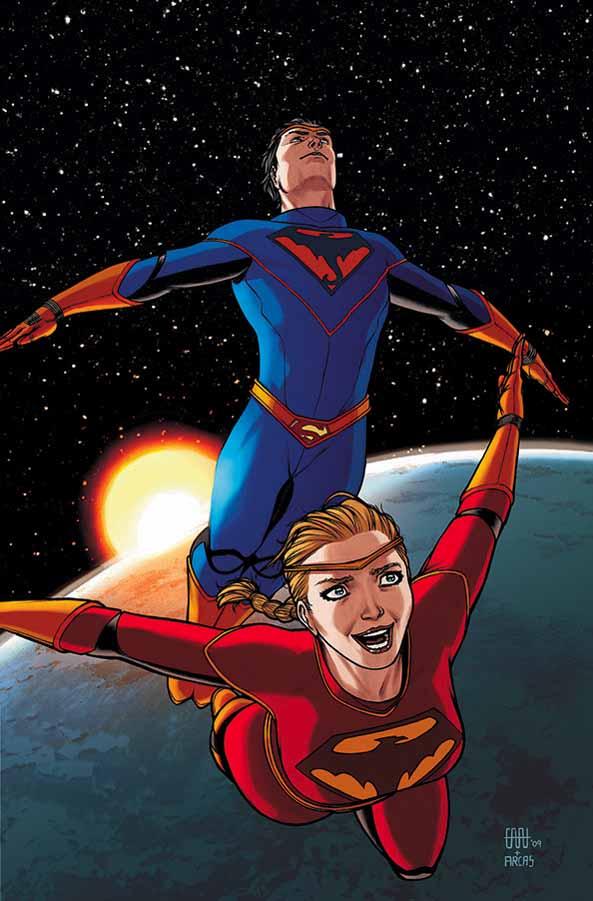 Action Comics [Série] - Page 2 Action883