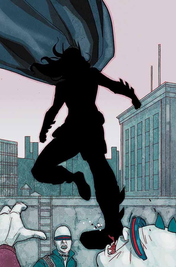 Batgirl [Série] Batgirl4