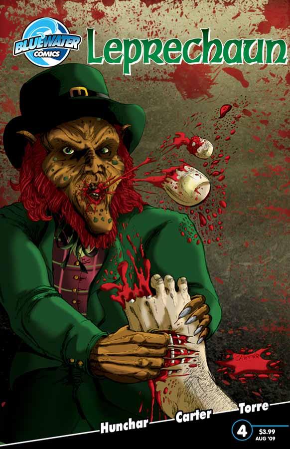 scary leprechaun games